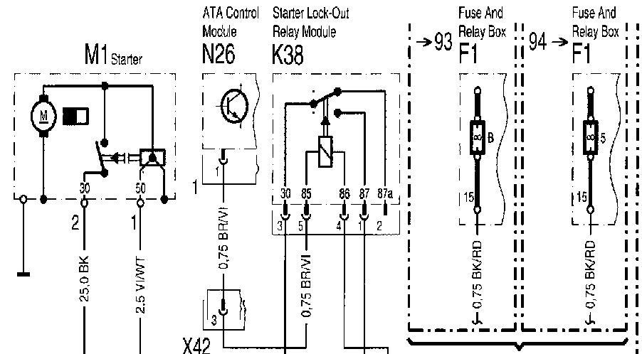 porqu u00e9 no funciona el motor de arranque del mb e