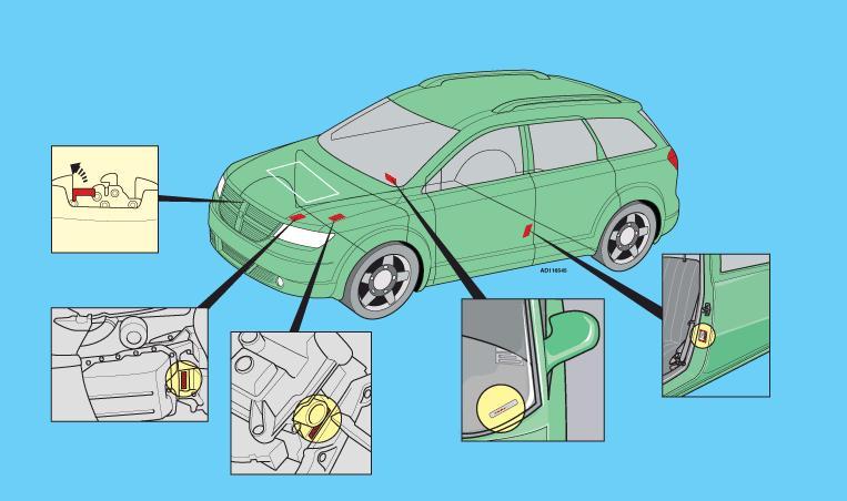 Cambio La Pregunta Cual Es El Numero De Motor De Un Dodge