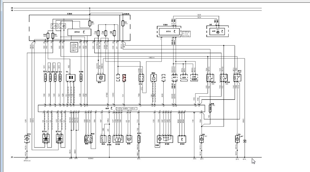 98 Mustang Fuel Pump Wiring Diagram together with 94 Mach 460 Wiring Diagram together with T2887014 Cooling fan relay located in 1994 together with Cooling Fan Wiring Diagram 95 Mustang moreover 1995 Mustang Gt Wiring Diagram. on 94 mustang gt ccrm wiring diagram