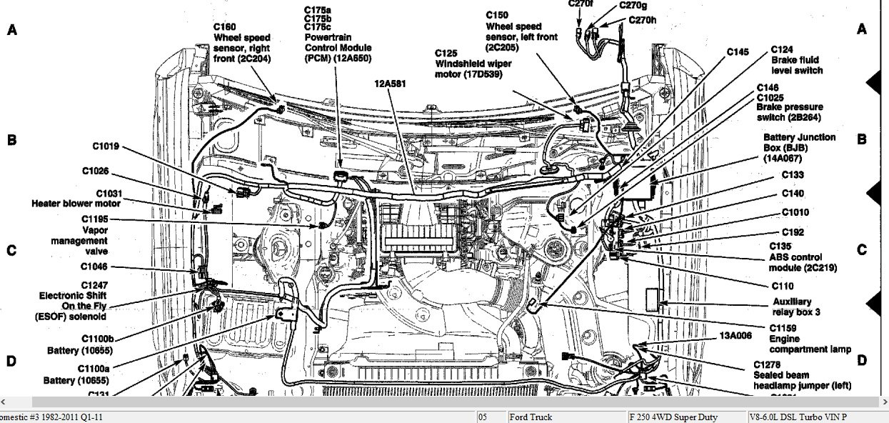 on 2010 Ford Fusion 2 5 Engine