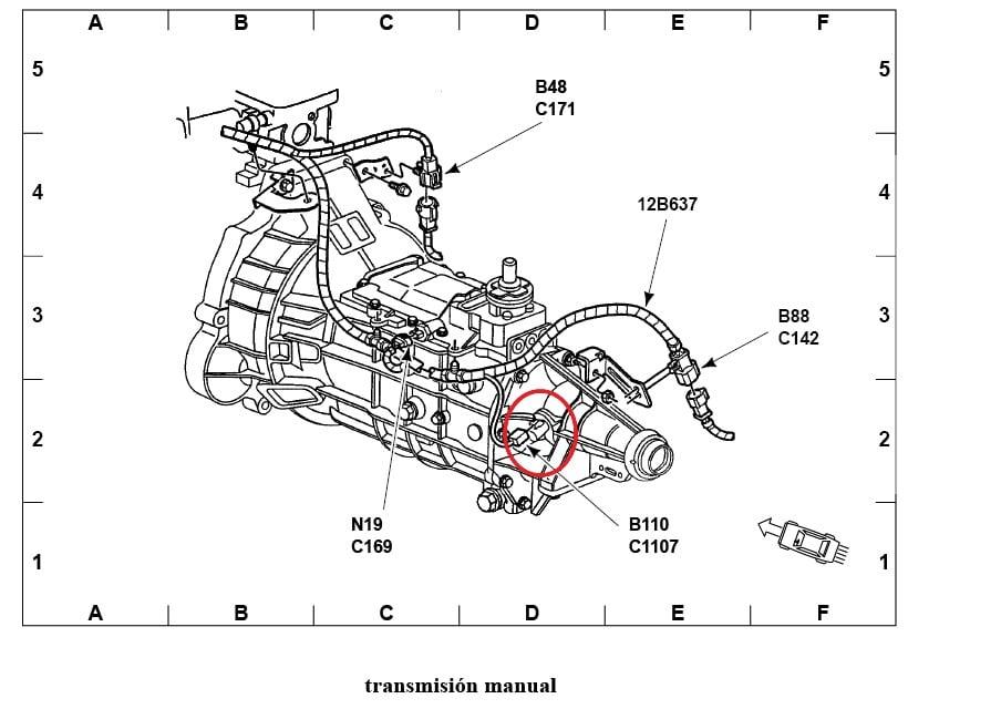 Tengo Una Ford Ranger 2 3 Mod 1998 El Velocimetro No Funciona