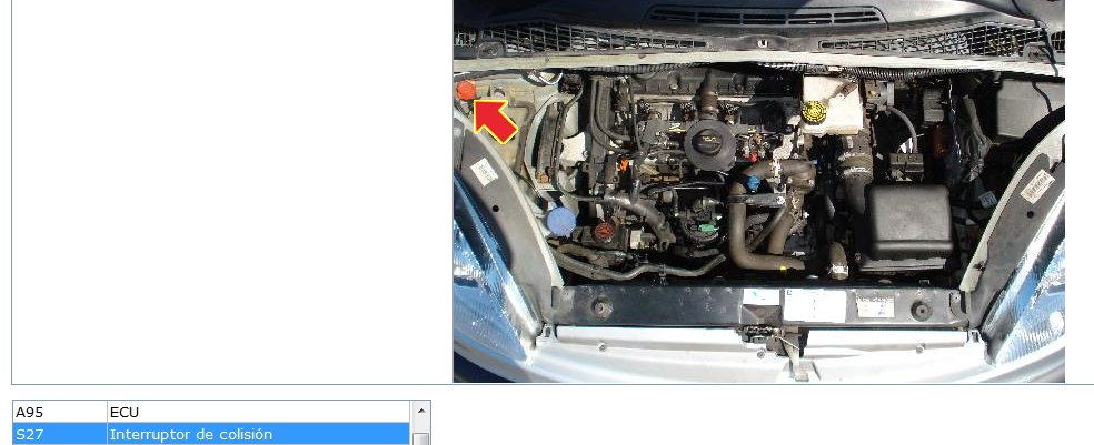 5coor 2006 Altima 2 5 Crank Position Sensor Located likewise Gmc Vortec Engine Oil Flow Diagram together with 220111 Access To Crankshaft Position Sensor together with 5oqb7 Hola Tengo Un Citroen Xsara Picasso 2 0hdi Ayer Se Paro in addition Locations. on location of crankshaft position sensor