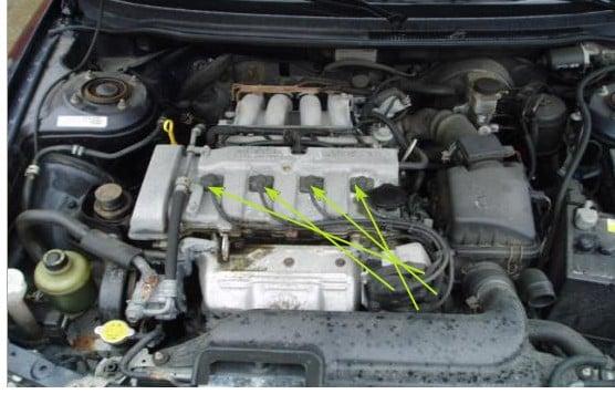 Hola Amigos Como Estan Tengo Un Problema Tengo Un Mazda 626