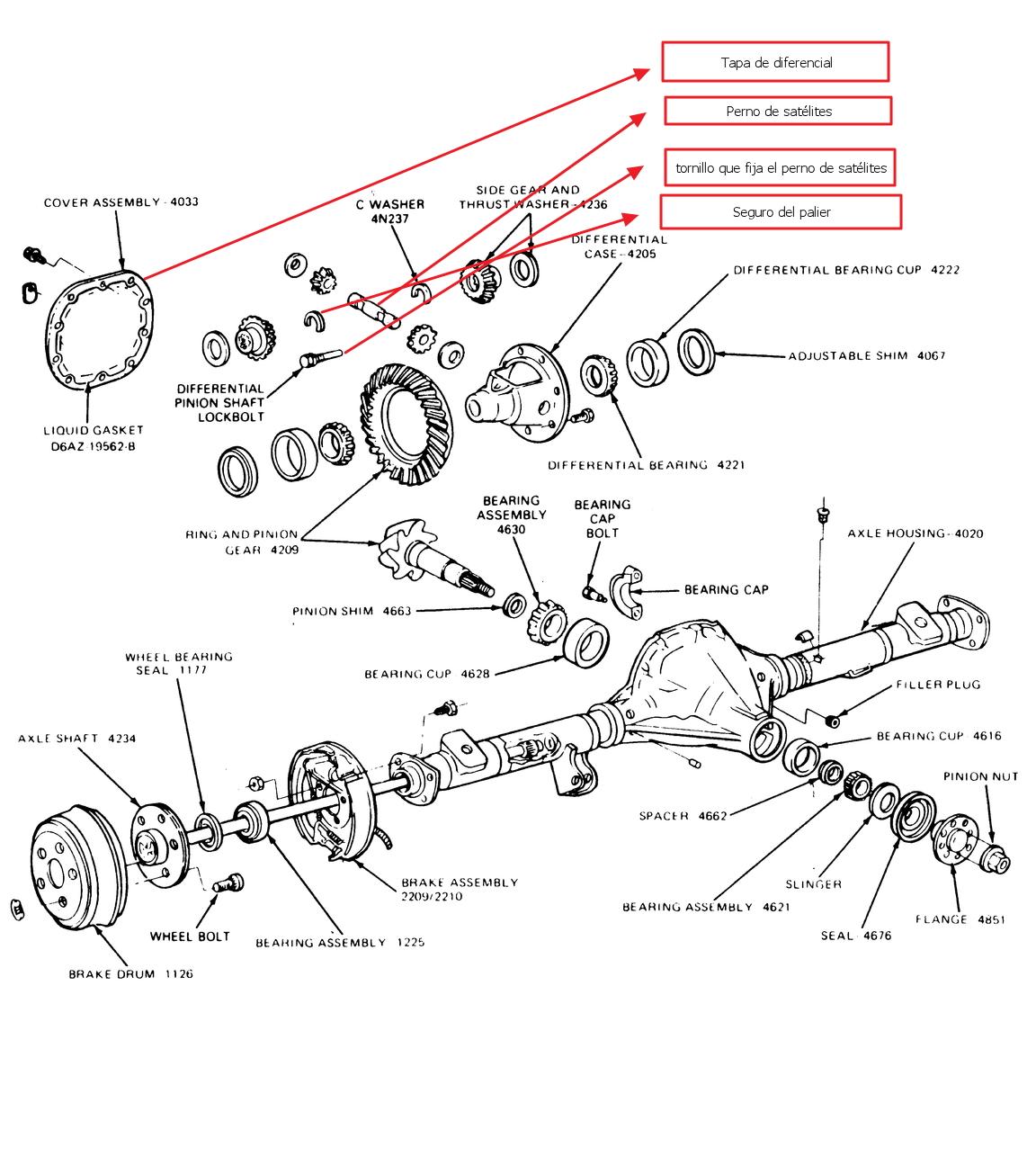 como se realiza el cambio de rodillo de palier